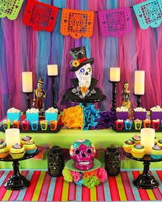Are you celebrating Dia de Muertos? I'm sharing our best party ideas!