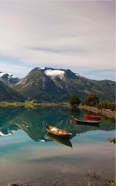 Hjelle, Norway.  Go to www.YourTravelVideos.com or just click on photo for home videos and much more on sites like this.