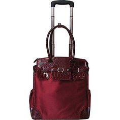 AmeriLeather Deluxe Skylar Women's Large Rolling Laptop Tote (Red)    http://www.xpressionportal.com/scorpio-gift-ideas/    Cool, Mysterious and Alluring Scorpio Gift Ideas  Powerful, confident and mysterious both Scorpio men and women enjoy receiving gifts.  Therefore the best Scorpio gift ideas are ones that actively play into their often dark personality.  For this reason Scorpios will enjoy gifts that stimulate the mind and arouse the senses.  Continue reading below to discover the best…