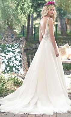Maggie Sottero Shelby: buy this dress for a fraction of the salon price on PreOwnedWeddingDresses.com