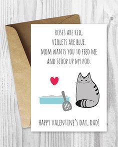 Printable Valentine Valentine Card Him Printable for von miumicat