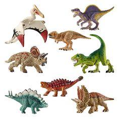 SCHLEICH dinosauri 14536 MINI Saichania Nuovo u OVP