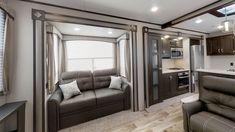 General RV Virtual Showroom | Browse RV Floor Plans, Videos Rv Floor Plans, Travel Trailers, Showroom, Flooring, How To Plan, Videos, Furniture, Home Decor, Camper Trailers