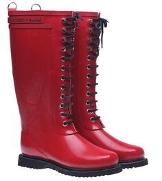 I wanted these so much, but decided 200 bucks is too much for rubber boots.  Maybe clearance...