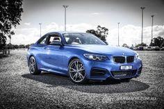 The awesome little BMW M235i. Automotive Photography in Melbourne, Australia - Nishimachi Photography.