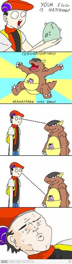 All Hail Pokemon Logic
