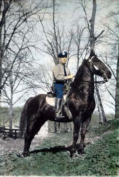 KC Police History- Mounted Patrol