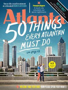 50 Best Things To Do - Atlanta Magazine