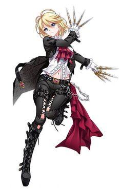 images for anime girl fantasy Cool Anime Girl, Pretty Anime Girl, Beautiful Anime Girl, Anime Girls, Fantasy Character Design, Character Design Inspiration, Character Art, Fantasy Girl, Manga Girl