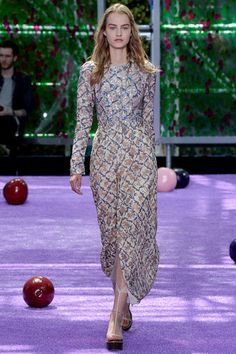 Christian Dior Fall 2015 Couture Collection