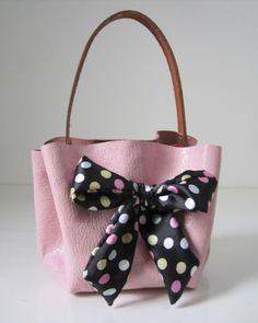 No Sew DIY Handbag