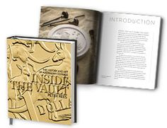 Inside the vault book The History and Art of Australian Coinage Mint, History, Book, Books, Livres, History Books, Historia, Libri, Peppermint