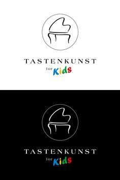 Werner Design, 2019, Logoentwicklung Corporate Design, Marken Logo, Logos, Piano Teaching, Writing Paper, Business Cards, Creative, Kids, Logo