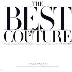 The Best Of Couture We are so Droee ❤ liked on Polyvore featuring text