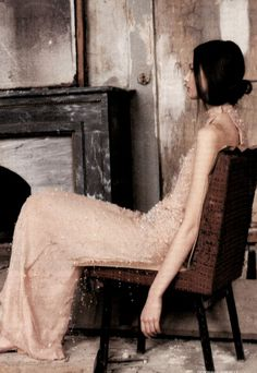 Deborah Turbeville Photography for Vogue Russia