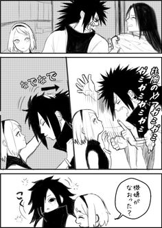 Madara hates those consultants,but which pissed him of the most is Hashirama didn't show any sign of angry about those mean words from goddamn consultants.YOU SHOULD BE ANGRY WITH THAT! STOP THAT STUPID SMILE! THAT'S WHY THOSE JERKS KEEP INSULTING YOU!…bra bra bra(both Madara and Hashirama are Hokage in this AU)and then Sakura come to pick her husband up,and give him a magical soothing grooming.