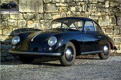 Porsche 356 A Coupe 1956
