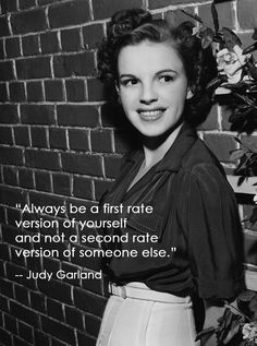 The amazing Judy Garland wants you to TRAVEL! :) #wanderlust