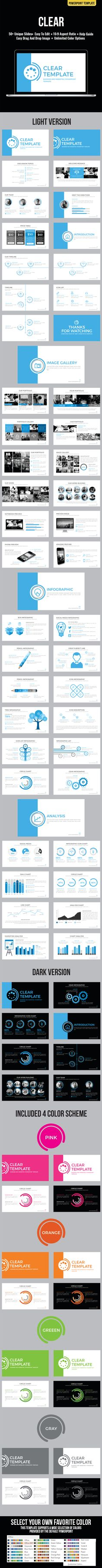 Business Plan DNA PowerPoint Presentation Template | GraphicRiver ...
