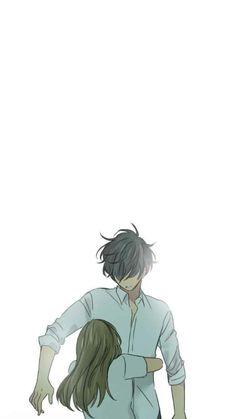 Faisal x Rena. Anime Guys, Manga Anime, Lost City, Amazing Drawings, Couple Art, True Beauty, Webtoon, Manhwa, Cuddling