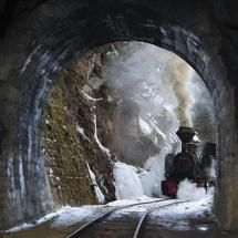 .Romanian train