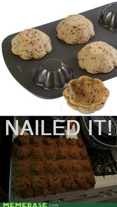 Cookie Cups?