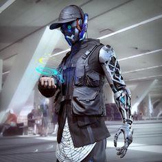 ArtStation - robot 3D , will johnson