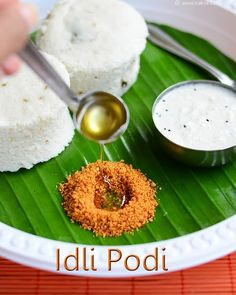 Idli Podi Recipe Rak S Kitchen