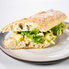 Chicken Curry Sandwich Michael Symon (also look up fresh curry paste recipe)