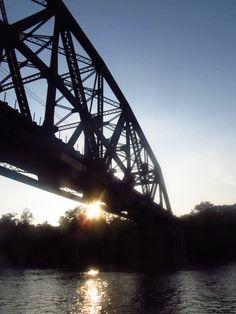 oldest bridge in pittsburgh, pa