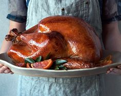 No patience for a traditional brine? The dry brine is applied directly to the turkey's skin for a few hours, delivering big flavor and less hassle. This is part of BA's Best, a collection of our essential recipes.