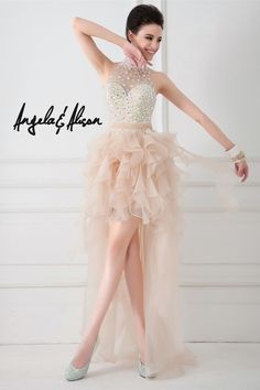 Angela and Alison - Style 41052 #prom #dresses