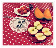 Here's what you'll need to recreate our #Valentines love me fruit kebabs #LighterLife #Recipe