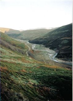 Trough of Bowland, Lancashire