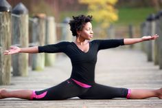 Natural hair and Fitness
