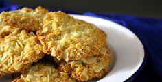Paleo Anzac Biscuits