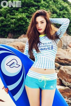 AFTER SCHOOL - NaNa #나나 (Im JinAh #임진아) for ONE Korea 150527