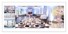 A Stunning Silver and Purple W Washington DC Weddings - Wedding Photojournalism by Rodney Bailey