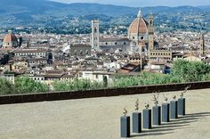 jan fabre spiritual guards florence italy 'series: chapters I-VIII', 2010 image courtesy of associazione mus.e firenze