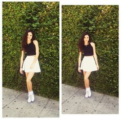 Victoria moroles Victoria Moroles, Nina Dobrev, Pretty People, Actresses, Fashion, Beautiful People, Female Actresses, Moda, Fashion Styles