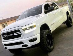 Dodge Trucks Lifted, Lifted Ram, Chevy Trucks Older, Dodge Cummins, Ram Trucks, Diesel Trucks, Cool Trucks, Pickup Trucks, Truck Living
