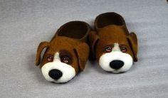 Купить или заказать Тапочки валяные в интернет-магазине на Ярмарке Мастеров. Тапочки валяные из натуральной шерсти. Теплые уютные, весёлые). Подошва - натуральная кожа.