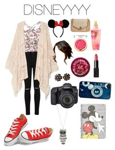 """""""Trip to Disney"""" by fashionbyamna ❤ liked on Polyvore"""
