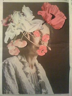 landon metz // COLLAGE WITHIN A COLLAGE http://www.nomad-chic.com/orchid-beauty-in-bloom.html