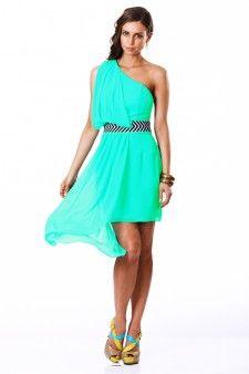 Aqua Dress would change belt