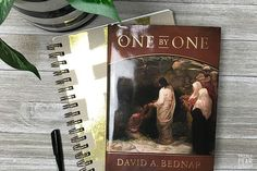 "I had the chance to read the book One by One  by Elder David A. Bednar and found that it was an excellent scriptural study in addition to an inspiring read on serving and loving as the Savior did. In his book he states, ""The life and ministry of the Lord Jesus Christ are the greatest…"