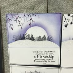 Pin by andy smith on Card-io stamps Christmas Cards 2018, Christmas Greeting Cards, Card Making Inspiration, Making Ideas, Cardio Cards, Beautiful Christmas Cards, Hand Made Greeting Cards, Card Sentiments, Friendship Cards