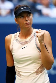 Maria Sharapova, US Open 2017