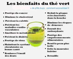 16 Bienfaits Du Thé Vert Que Vous Devriez Connaître.