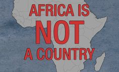 #Africa has 54 countries, each different and unique! Check out 26 other #myths about the developing world. #Facts